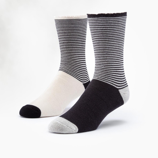 Organic Cotton Socks - Recovery 2 Pak