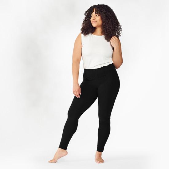 Organic Cotton - Base Layer Leggings - Ankle