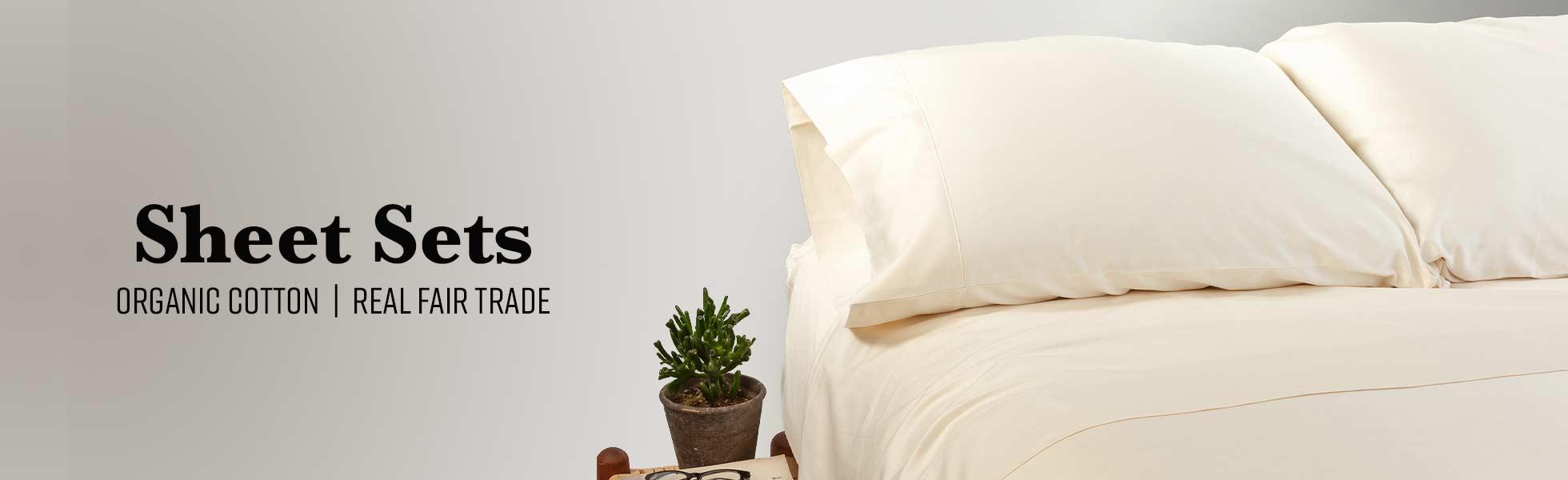 Organic Cotton Sheet Sets