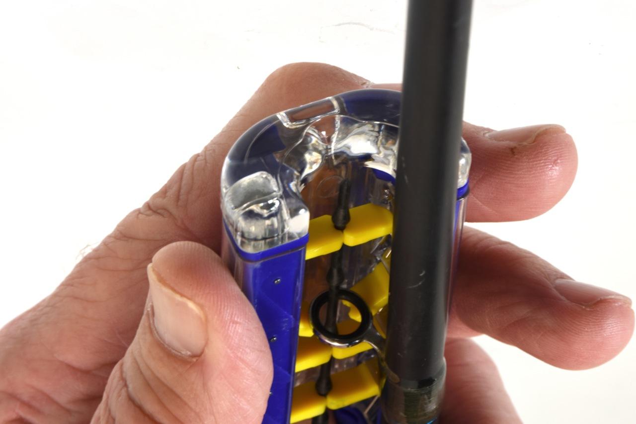 Rod Threading Device - RTD