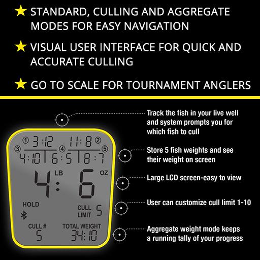 Catch Commander Ultimate Culling Scale 30lb