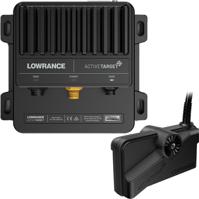 LOWRANCE ACTIVETARGET™ LIVE SONAR SYSTEM