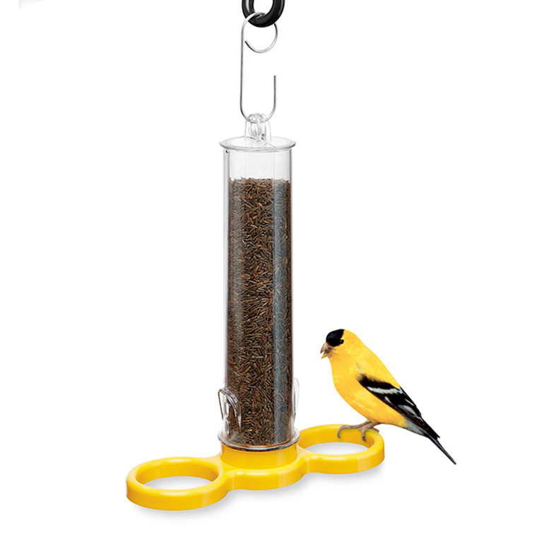 Bird Lovers Finch Finder Nyjer Feeder
