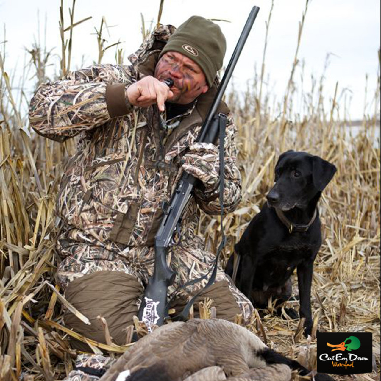 9d63c620479fd Drake Waterfowl LST Waterfowlers Insualted Coat 2.0