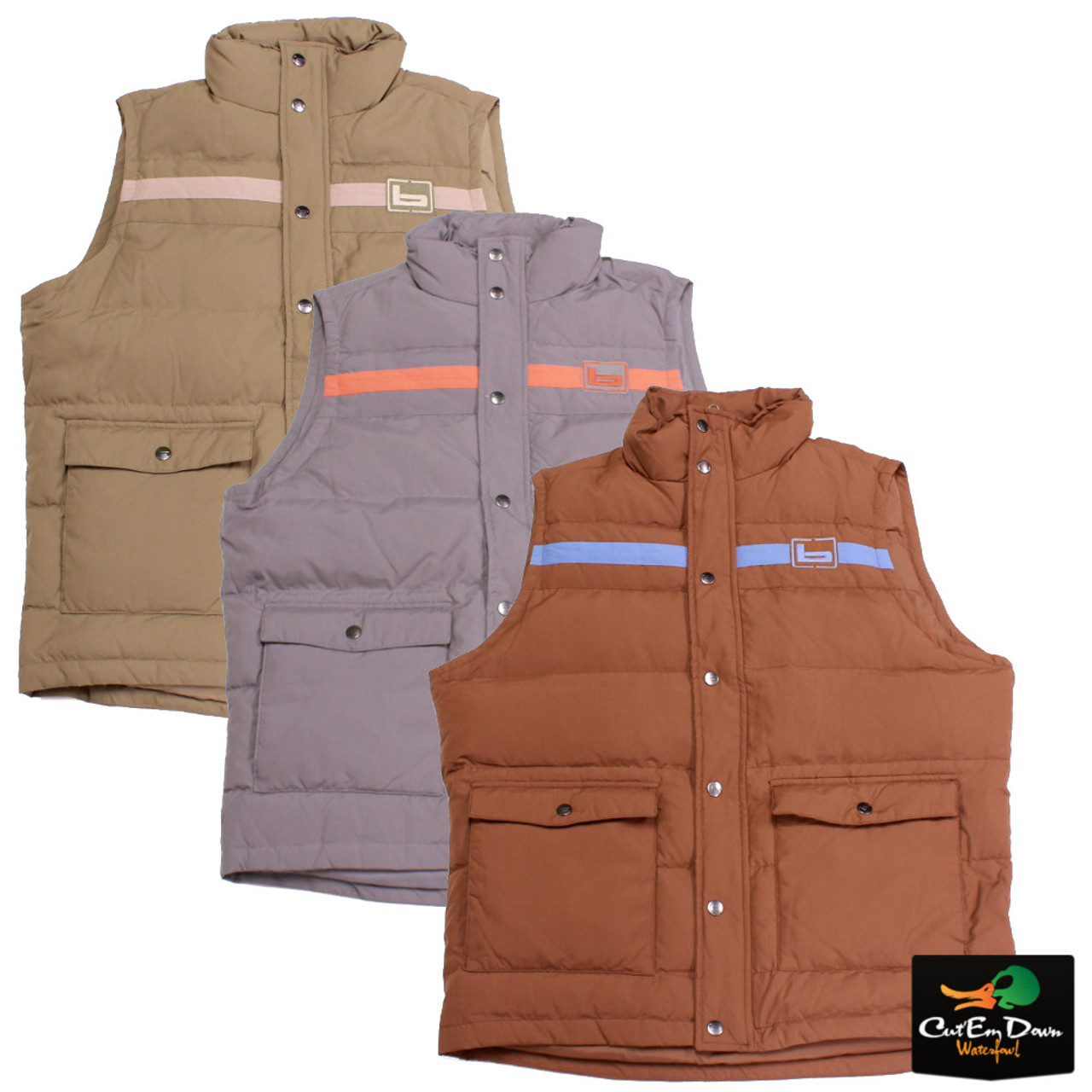bc2b4964f7237 Banded Gear Vintage Down Vest