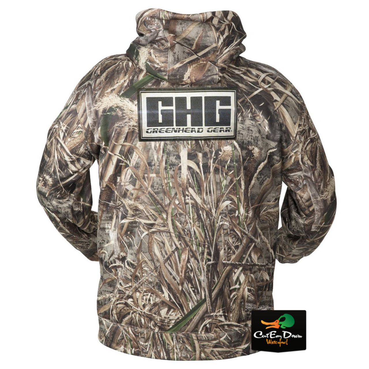 Avery Outdoors Hooded Sweatshirt - GHG Logo d55c070fe