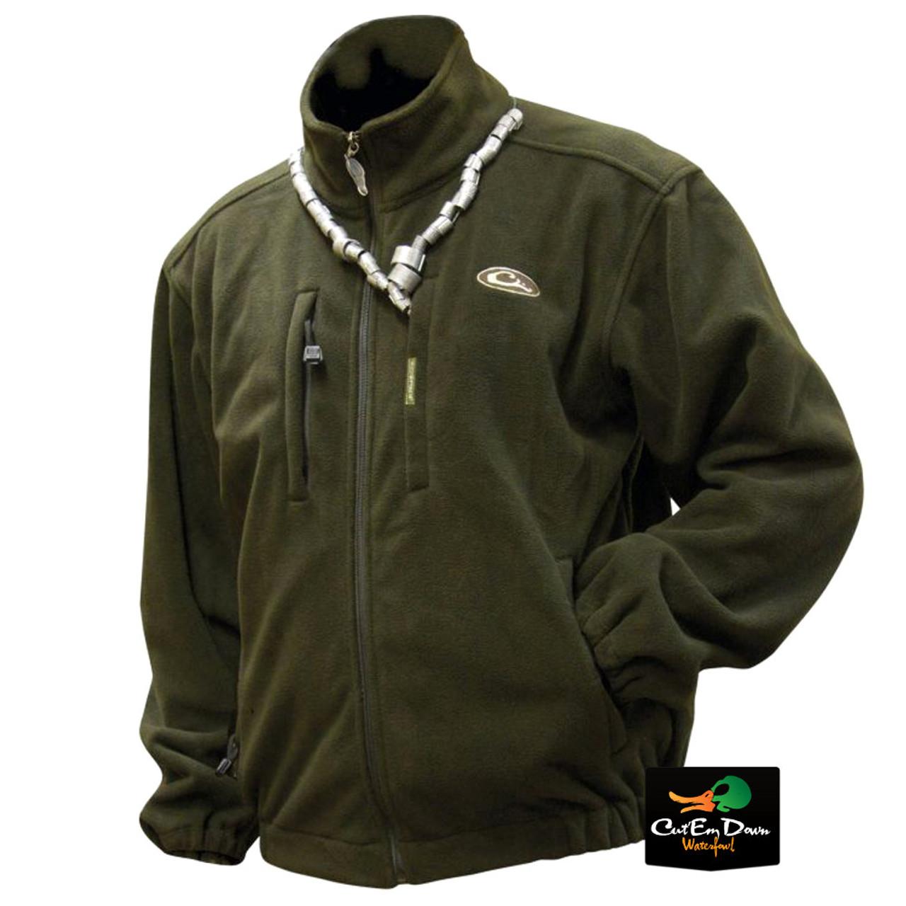 d61e0f6a346c9 Drake Waterfowl MST Windproof Layering Coat