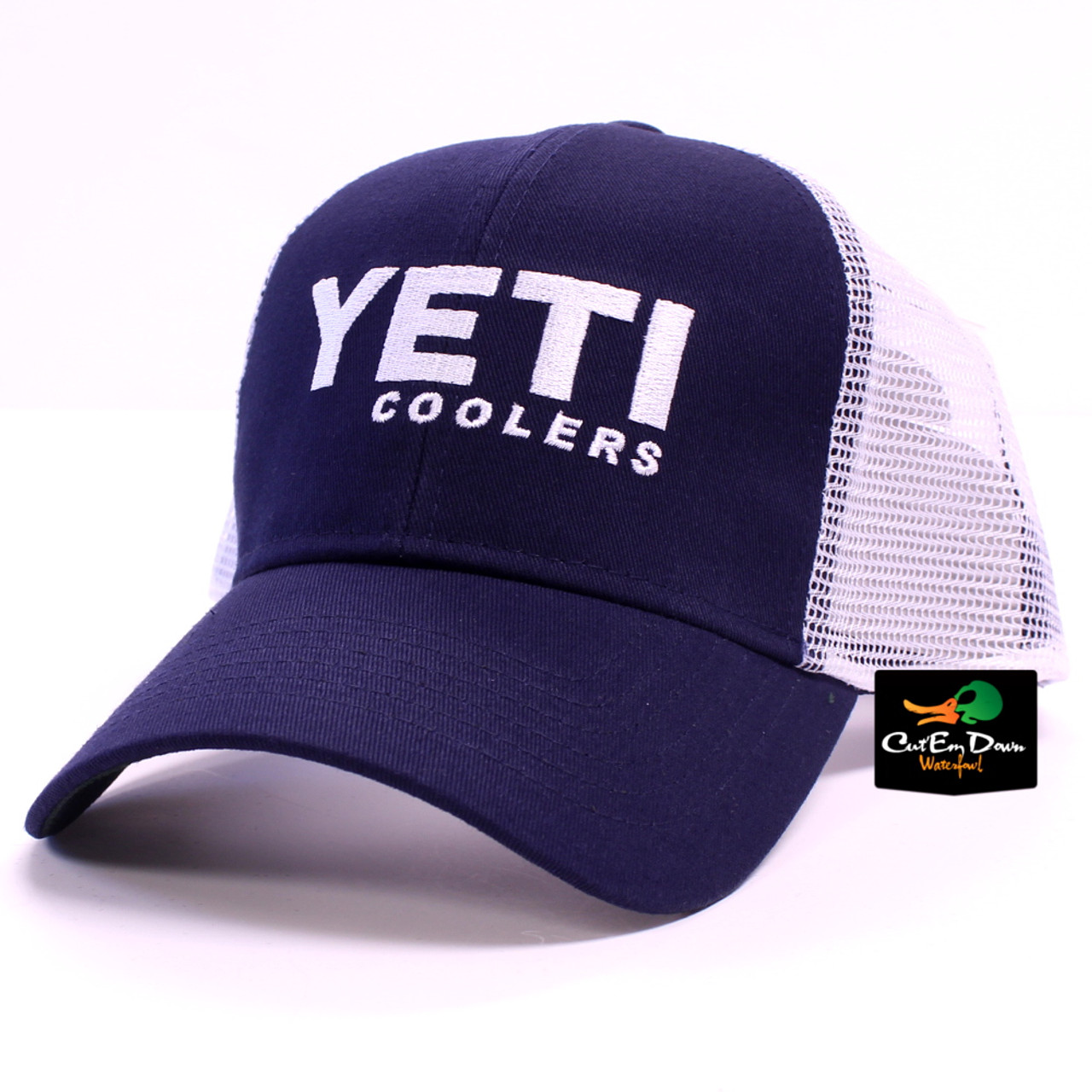 42f3bdc630ff5 Yeti Coolers Traditional Trucker Hat