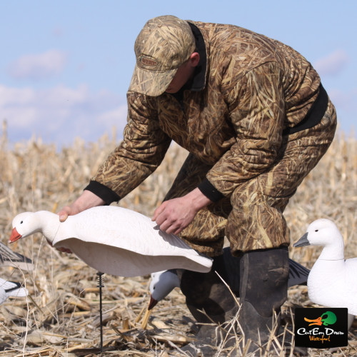 8da7dd324d0d5 GHG Pro-Grade Snow Goose Shells - Harvester Pack Dozen