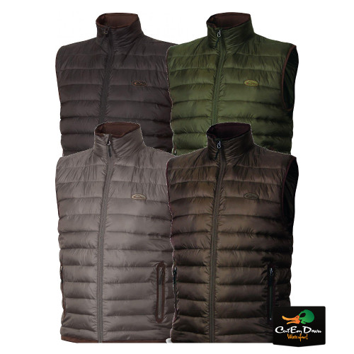 3f94666b57dcc Drake Waterfowl LST Double Down Hybrid Liner Vest