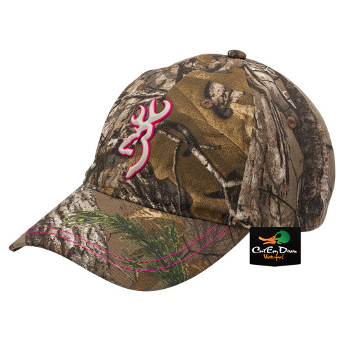 d9fd06075fe Browning Pursuit Cap - Realtree Extra