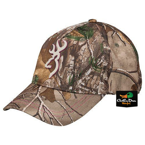 41835bed5f0 Browning Women s Trail-Lite Xtra Camo Ball Cap
