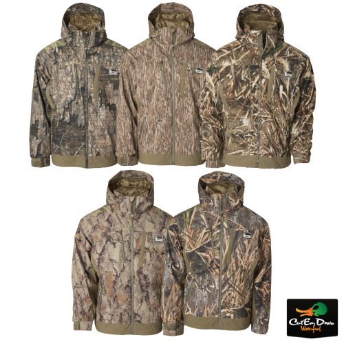 Banded Tule Lake Full Zip Jacket