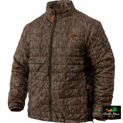 2d1fb28d300dc Drake Waterfowl Non-Typical Silencer Windproof Fleece Jacket