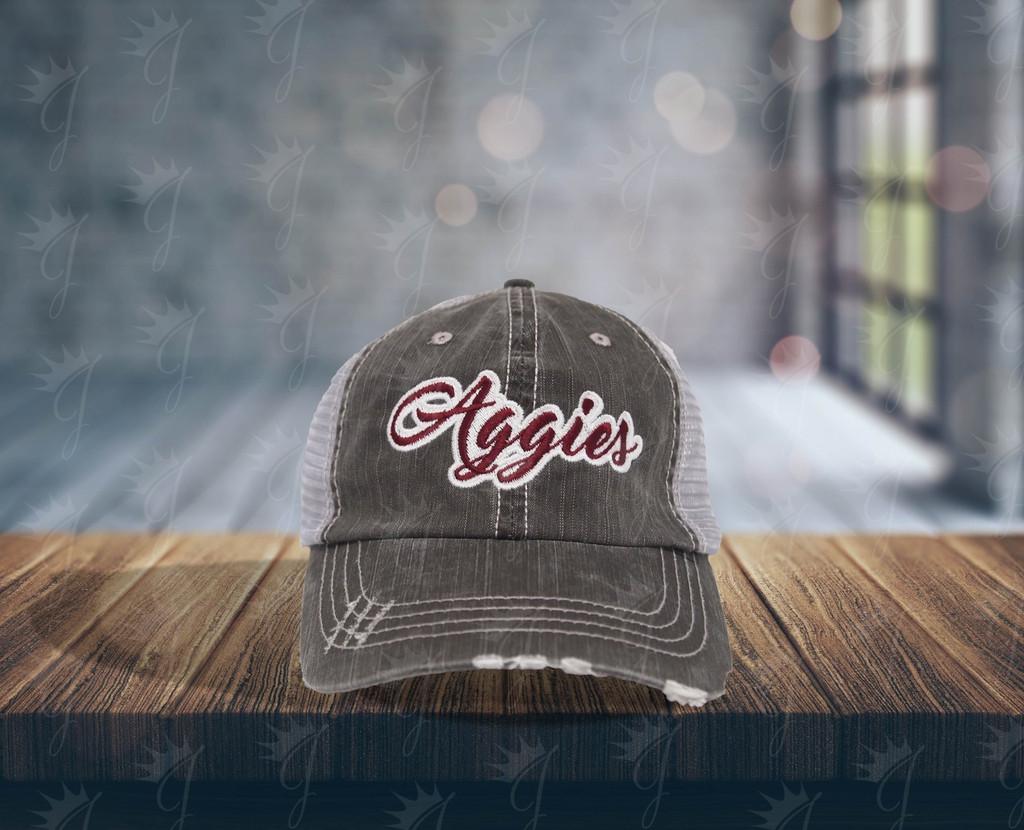 Aggies Trucker
