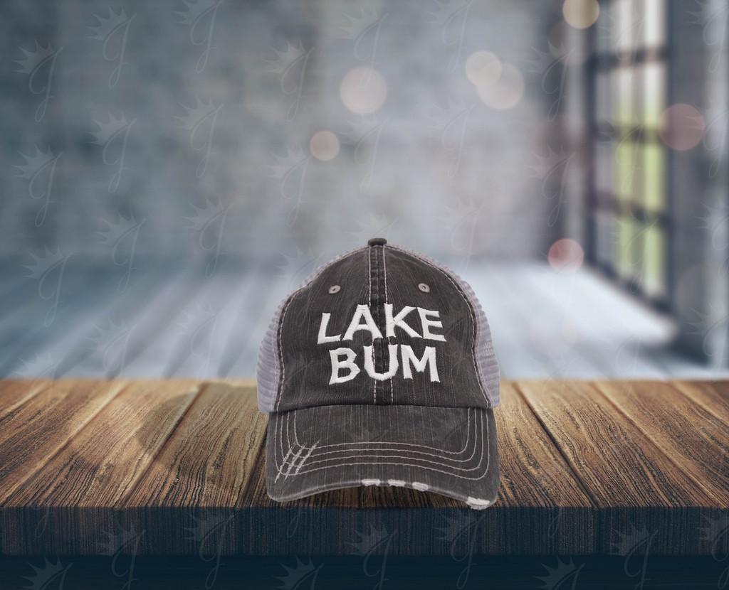 Lake Bum Trucker