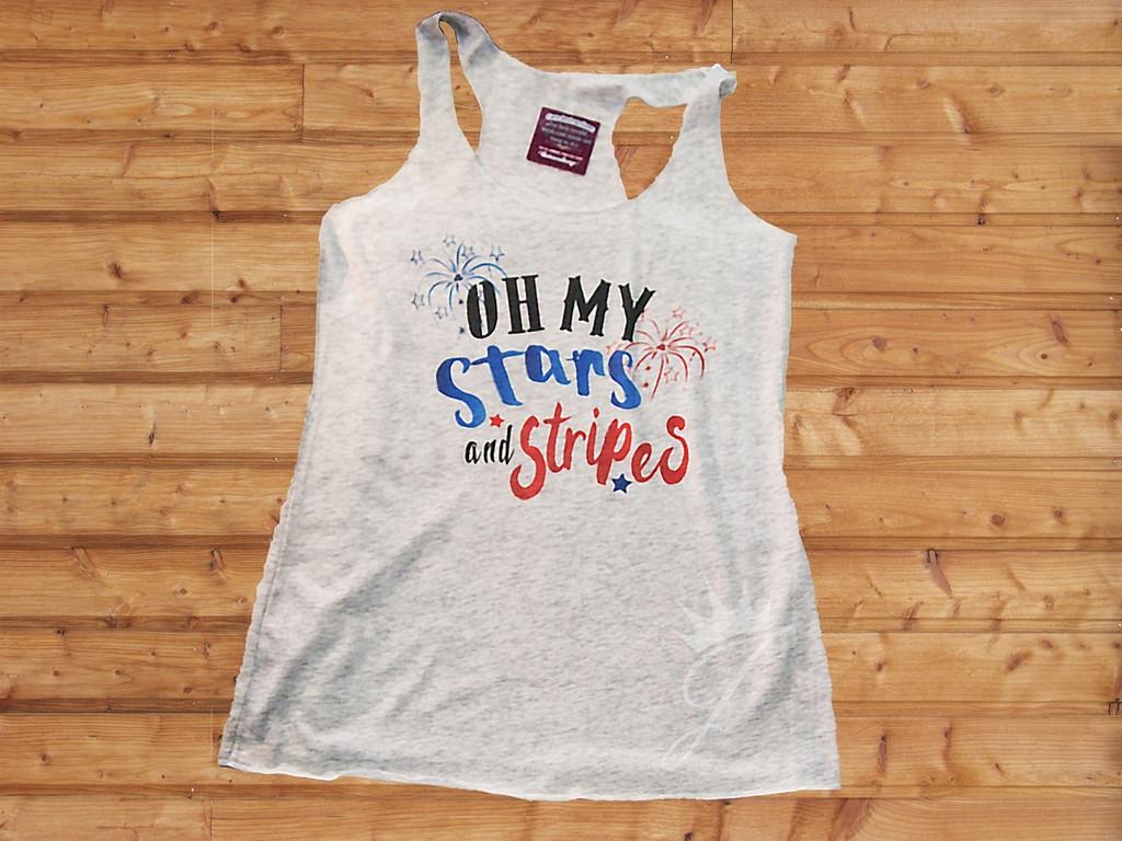 Oh My Stars & Stripes