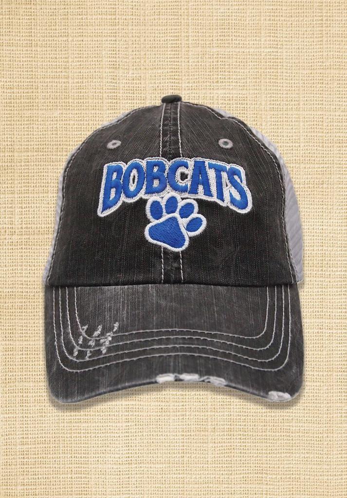 Bobcats Paw Trucker
