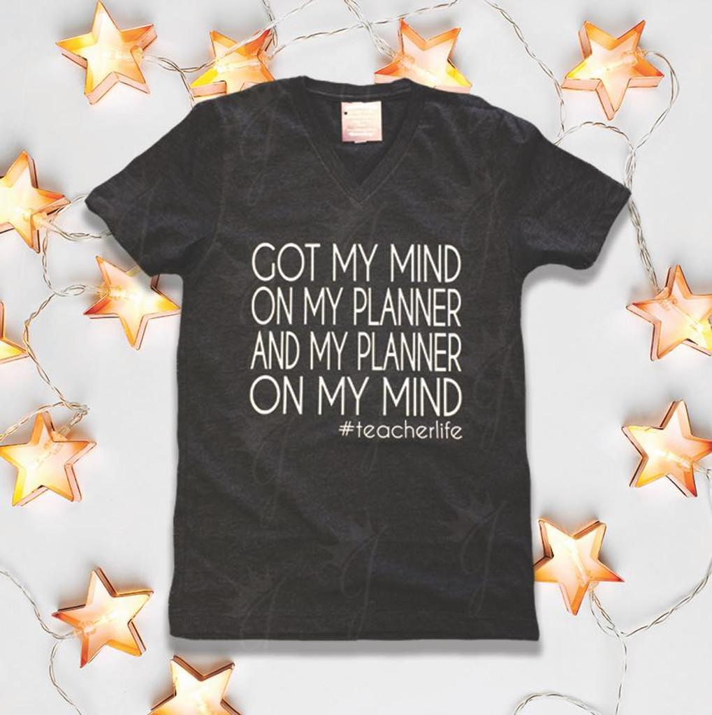 Mind On My Planner Teacher
