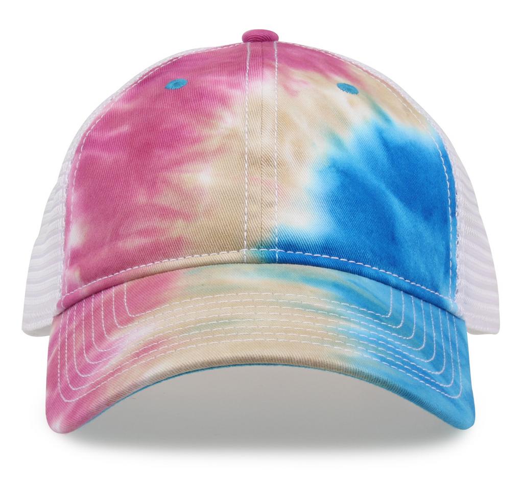 Tie Dye Hat - Pastel