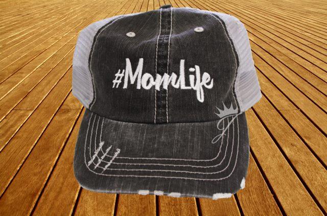 #MomLife Hat