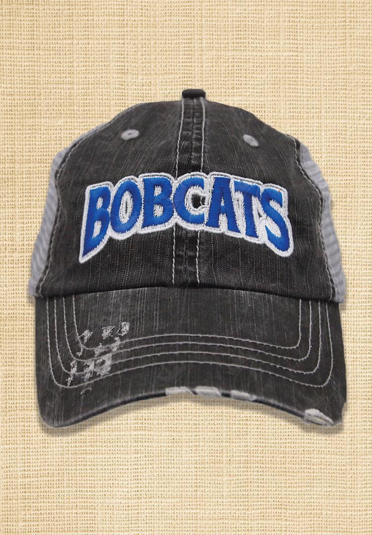 Bobcats Block Trucker