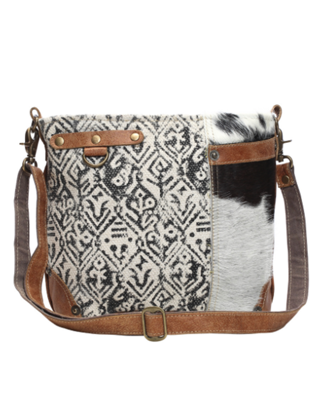 Cotton Rug Shoulder Bag