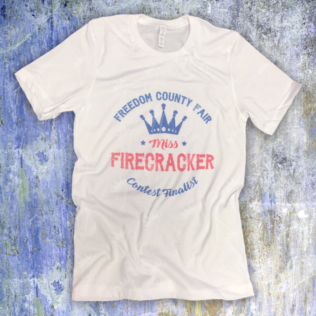 Miss Firecracker Color
