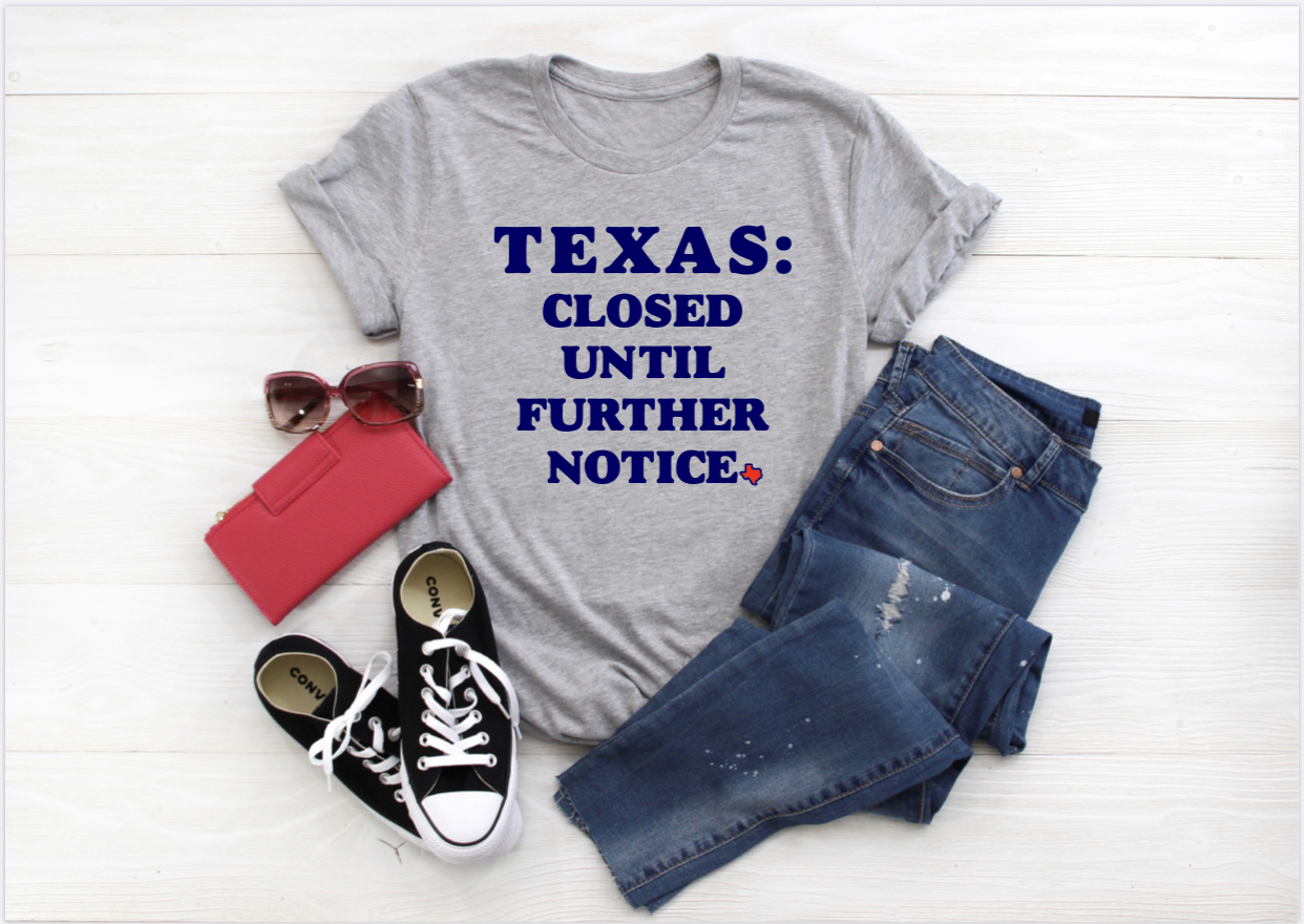 Texas Closed