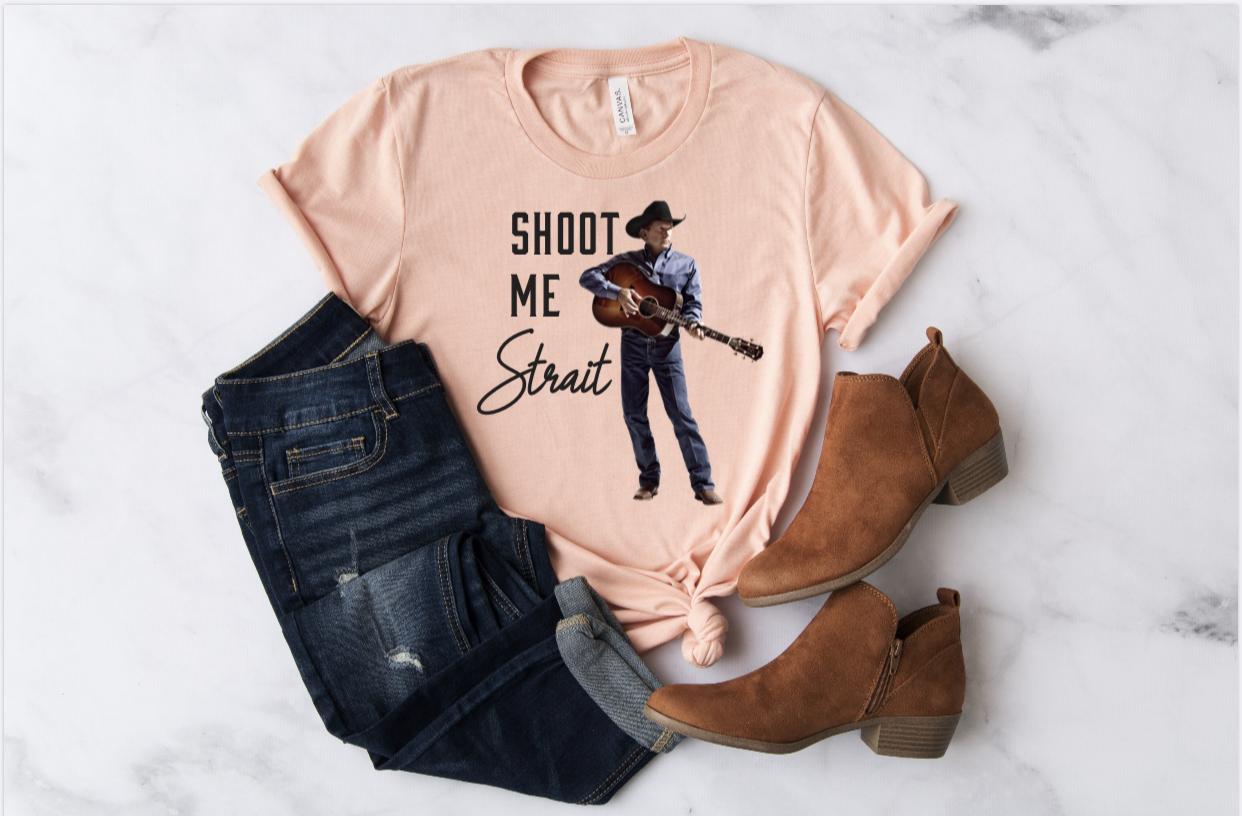 Shoot Me Strait