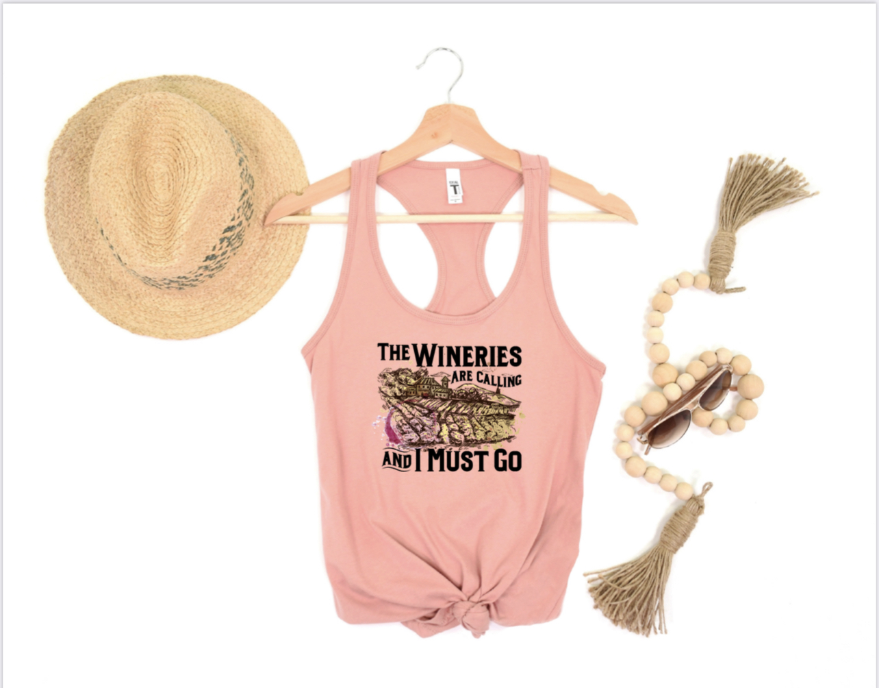 Wineries Are Calling