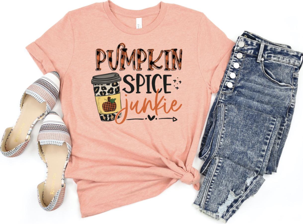 Pumpkin Spice Junkie