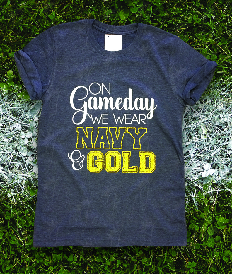Custom Gameday Shirt | Avenue J