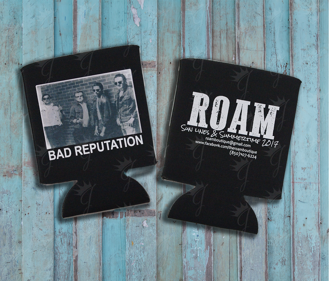 Custom Koozie | Avenue J