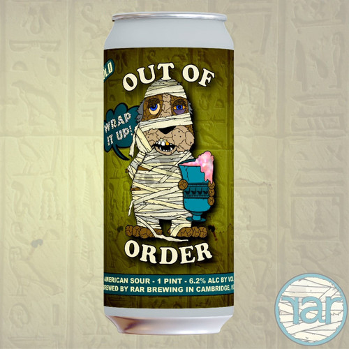 """Out Of Order - """"Wrap It Up"""" (PRE ORDER)"""