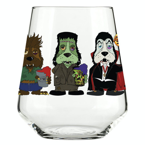 Out Of Order - OCTOBER TUMBLER GLASS (PRE ORDER)