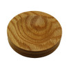 Light Oak Satin Piano Caster Cups