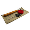 Professional Piano Tuning Kit Wood Extension Handle