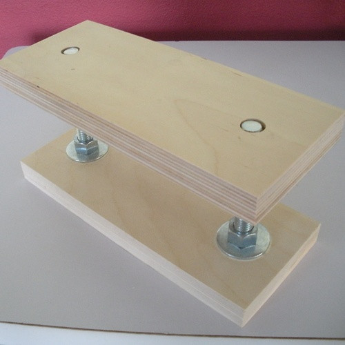Pin Block Support Jack