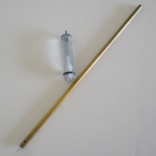 Single Needle Piano Hammer Voicing Tool