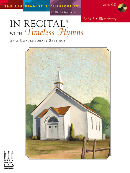 In Recital® with Timeless Hymns Book 2
