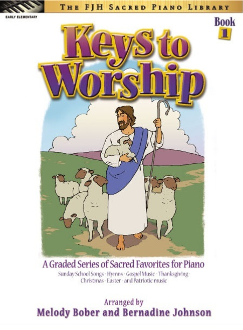 Keys to Worship Book 1