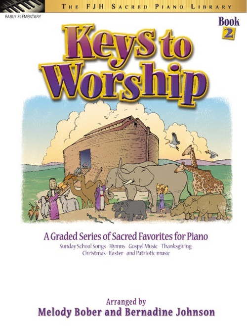 Keys to Worship Book 2