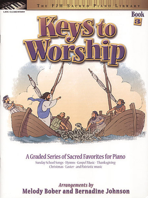 Keys to Worship Book 3