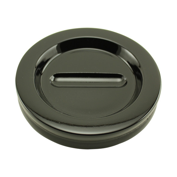 Ebony High Gloss Medium Piano Caster Cups