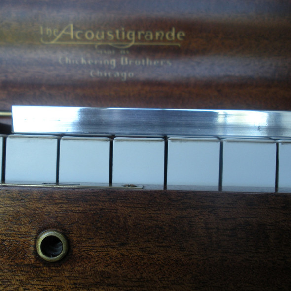 Aluminum Straight Edge for Piano Key Leveling