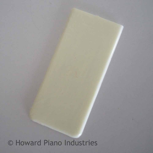 Simulated Ivory Piano Keytop Heads