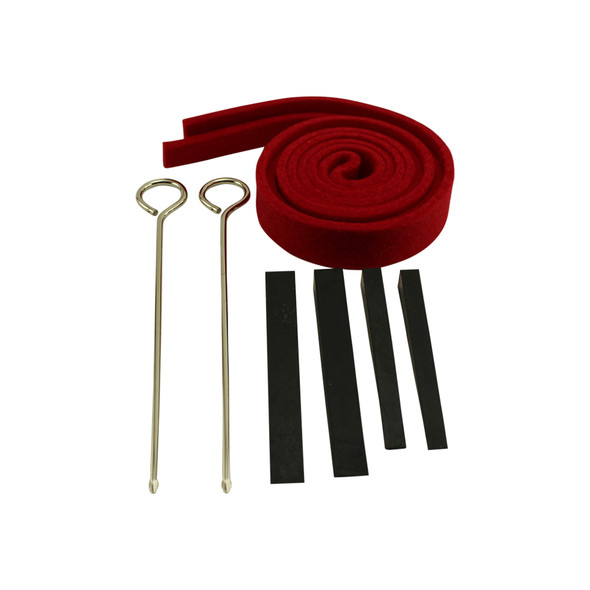 Piano Tuning Mute Kit