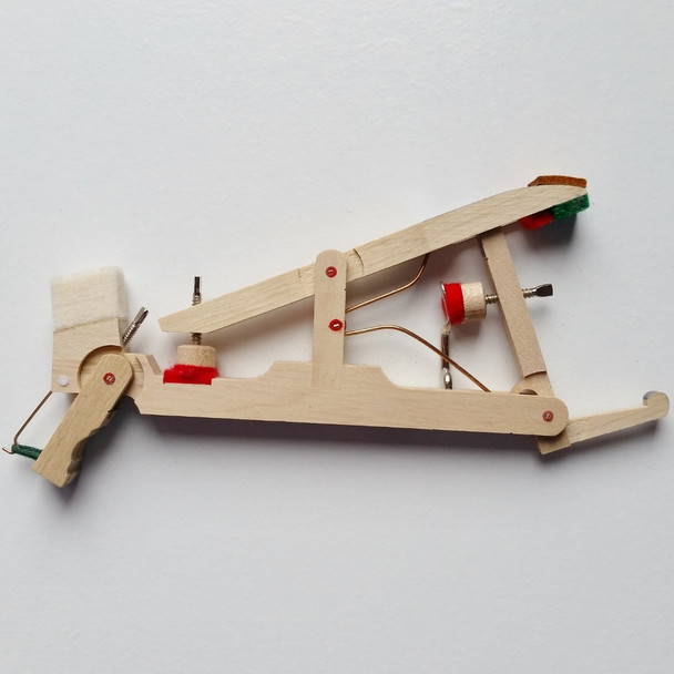 Grand Piano Whippen - Hamburg Type with Adjustable Spring