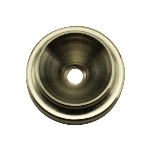 Grand Piano Lid Support Cup Nickel